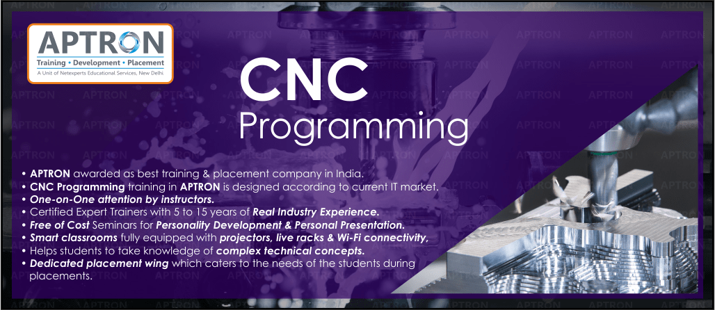 Best CNC Programming training institute in Delhi