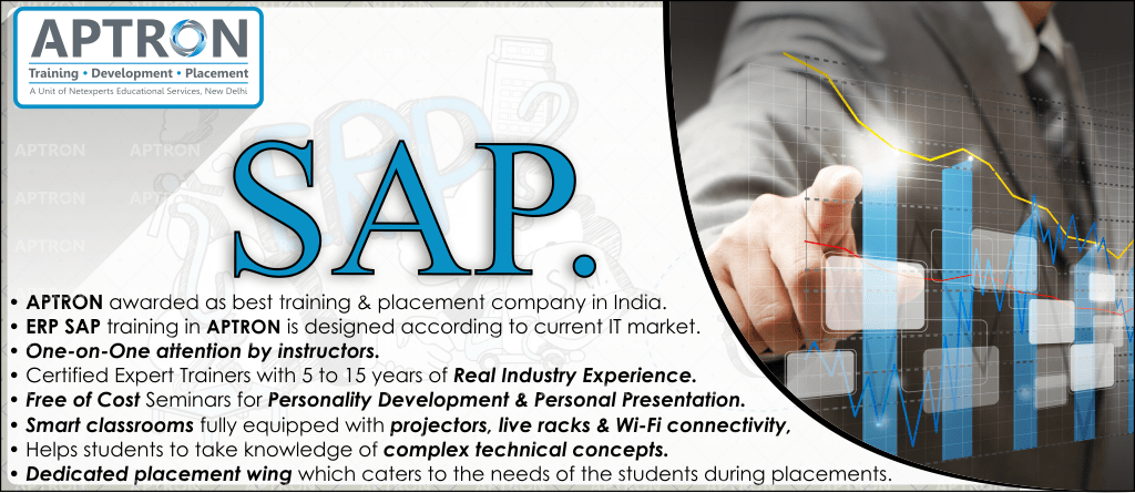 Best ERP SAP training institute in Delhi