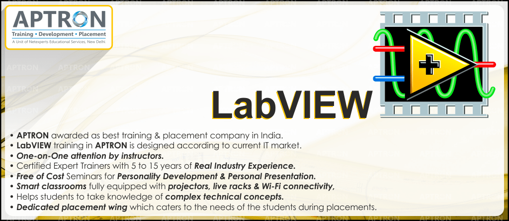 Best LabVIEW training institute in Delhi