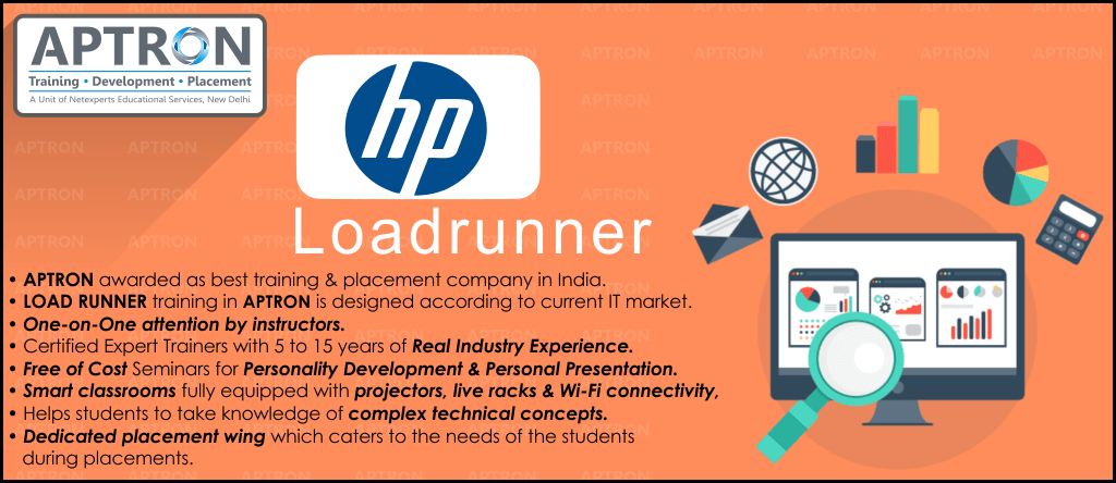 Best Loadrunner training institute in Delhi