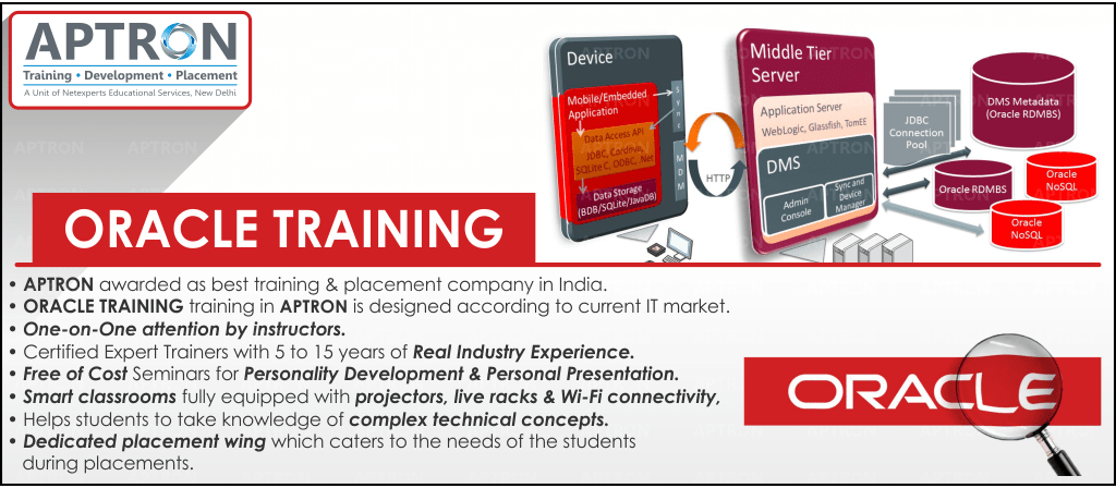 Best Oracle training institute in Delhi