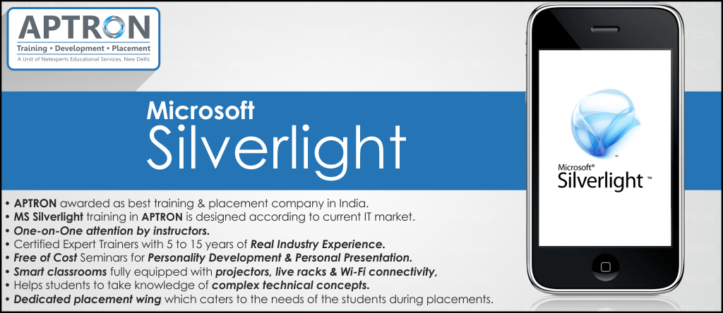 Best Silverlight training institute in Delhi