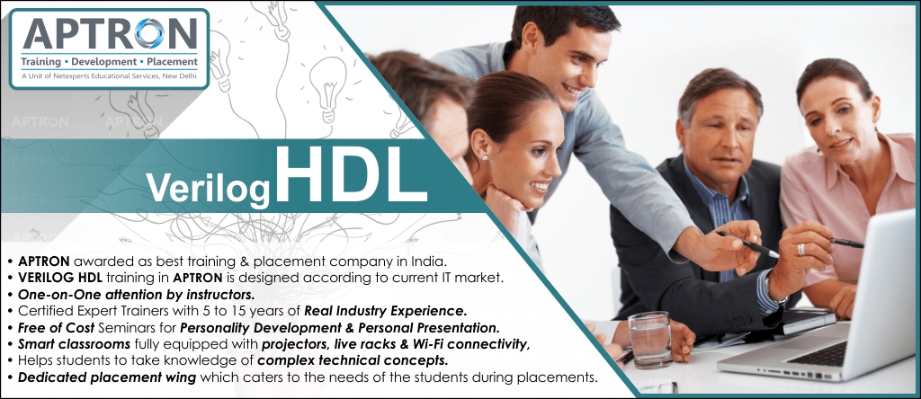 Best Verilog HDL training institute in Delhi
