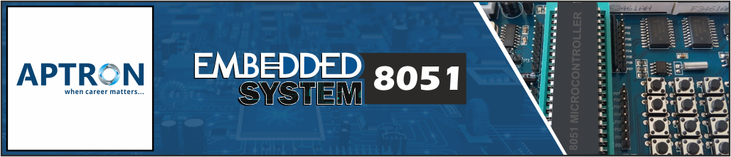 Best embedded-system-with-8051 training institute in delhi