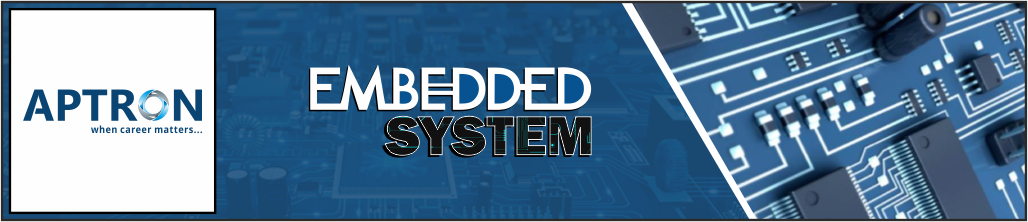 Best 6 Months Industrial Training in embedded-systems