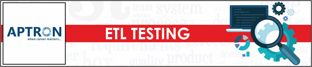 Best etl-testing training institute in delhi