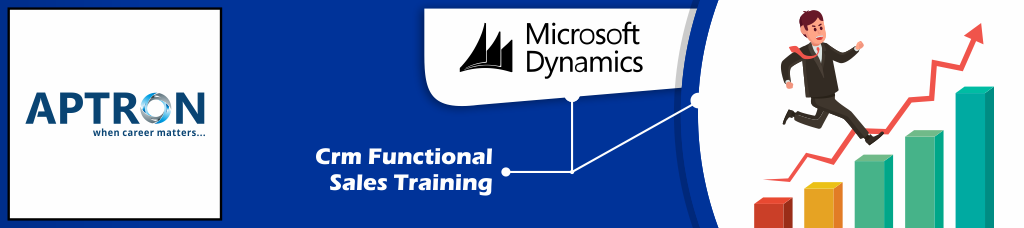 Best ms-dynamics-crm-functional-sales training institute in delhi