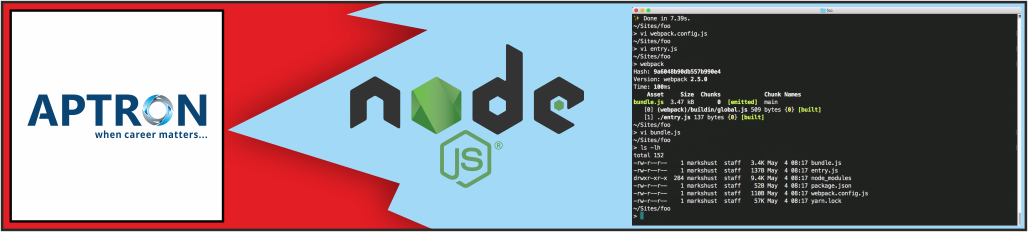 Best node-js training institute in delhi